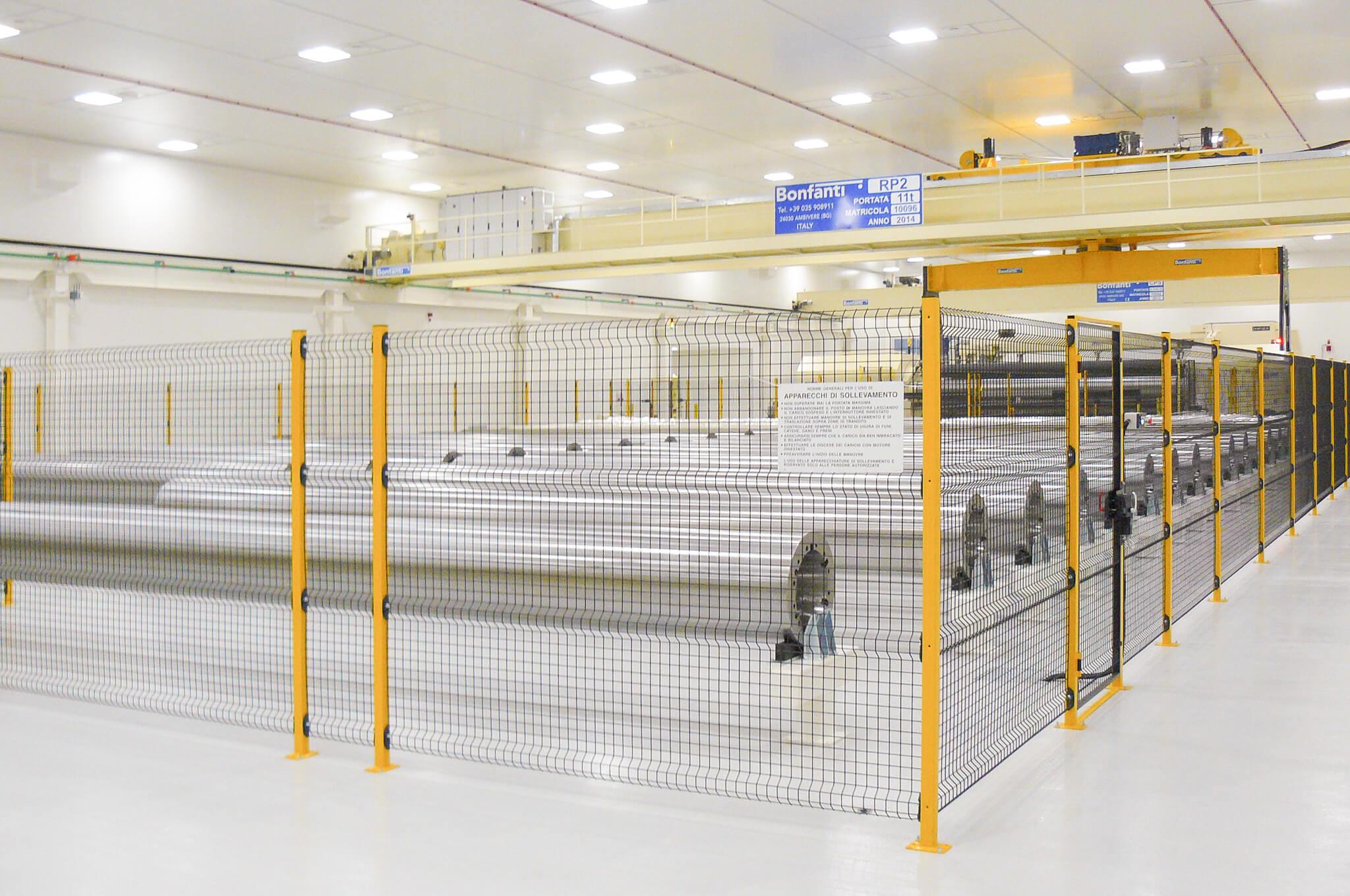 Camere Bianche E Grigie : Galvani realizzazione camere bianche san giovanni lupatoto