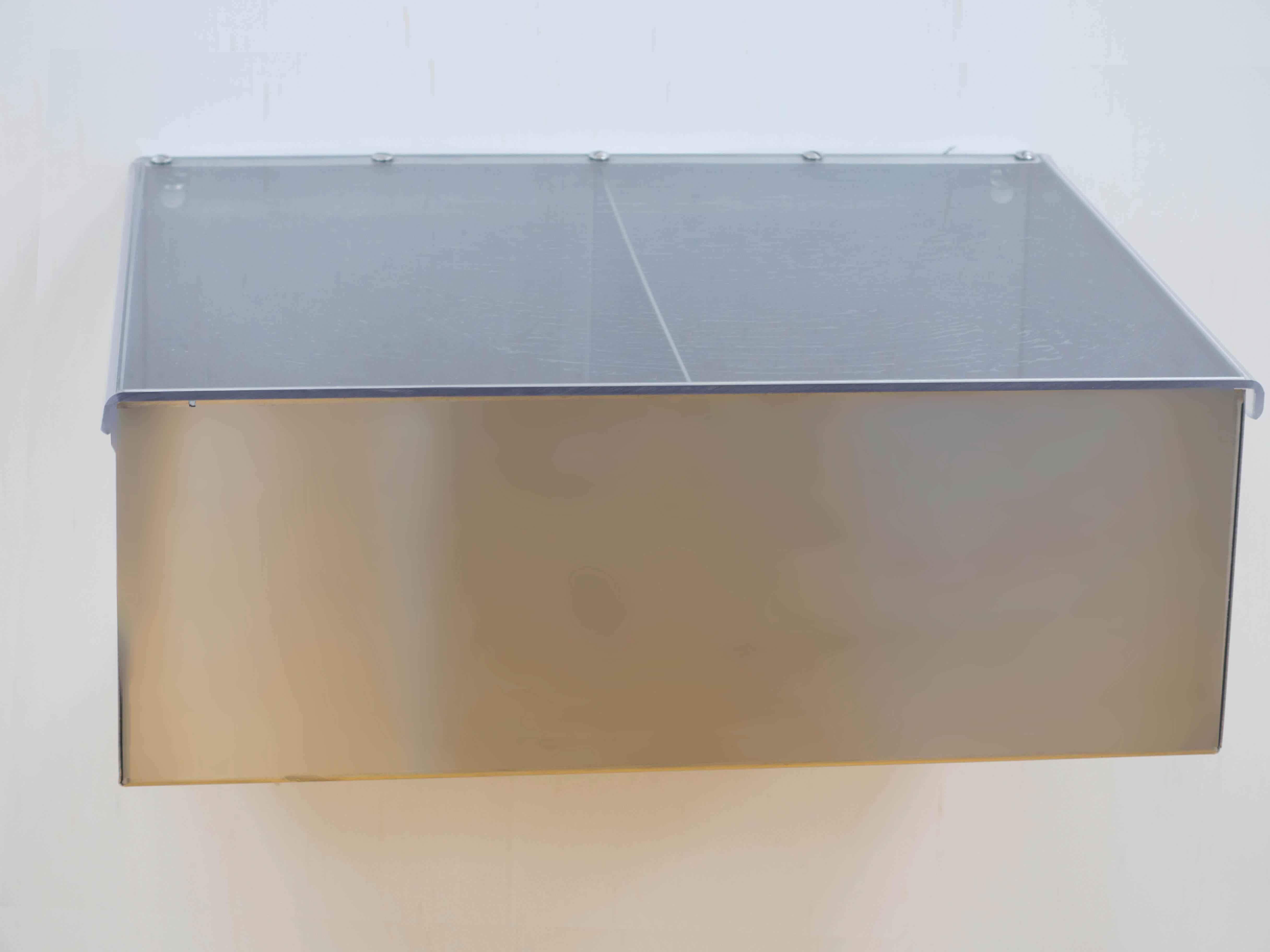Laboratorio_PCL3_Dispenser_cuffie_mascherine